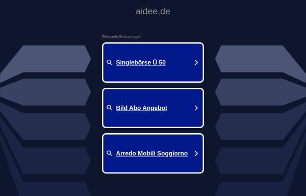 Vorschau von www.aidee.de, Aidee