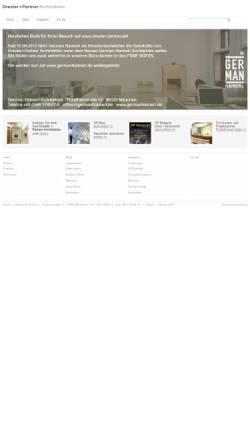Vorschau der mobilen Webseite www.drexler-partner.de, Drexler, Jochen; Haimerl, German