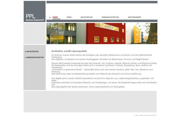 Vorschau von ppl-leipzig.de, PPL - Barbara Brakenhoff