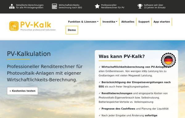 Vorschau von www.loefflad.de, Löfflad Informationstechnik GmbH