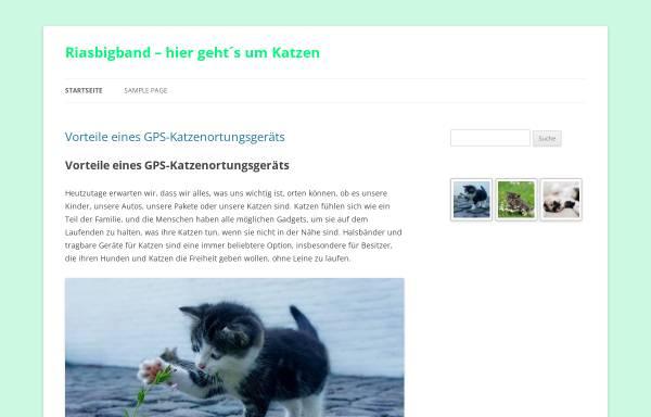 Vorschau von www.riasbigband.de, Rias Big Band