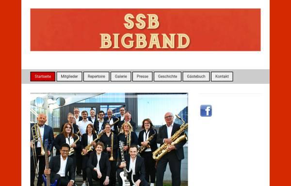 Vorschau von www.ssbbigband.de, SSB Big Band Geilenkirchen