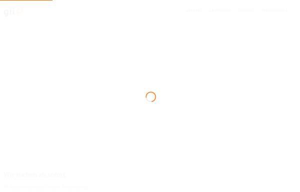Vorschau von www.gii.de, gii die Presse-Agentur GmbH