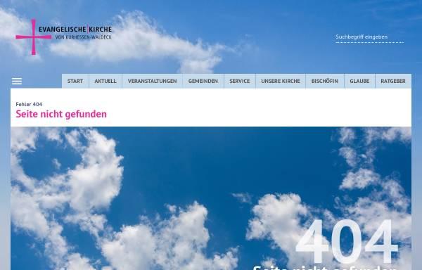 Vorschau von www.ekkw.de, Lekinet - Lektoren im Netz
