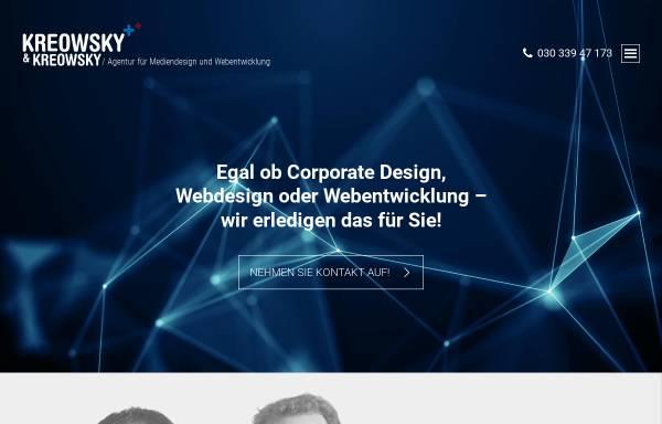 Vorschau von www.kreowsky.de, Kreowsky & Kreowsky GbR