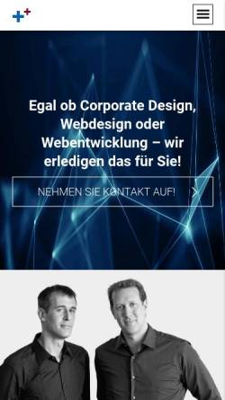 Vorschau der mobilen Webseite www.kreowsky.de, Kreowsky & Kreowsky GbR