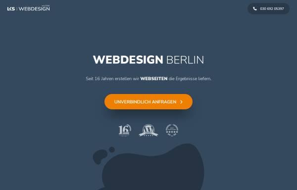 Vorschau von www.lks-webdesign.de, LKS Webdesign