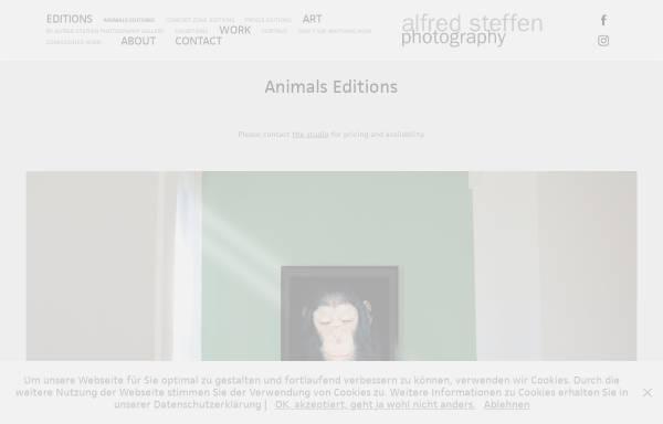 Vorschau von www.alfred-steffen.de, Fotograf Steffen, Alfred