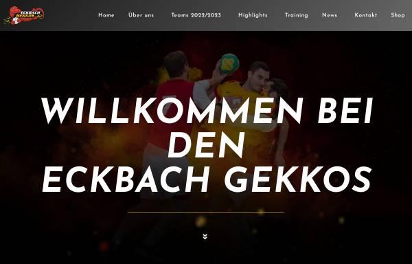 Vorschau von www.hsg-eckbachtal.de, HSG Eckbachtal