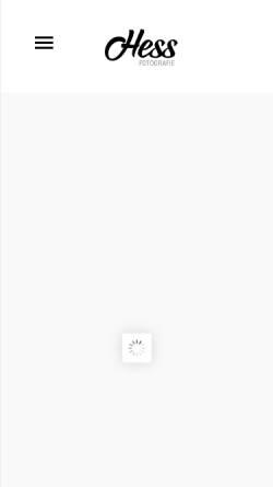 Vorschau der mobilen Webseite www.fotoprofi-hess.de, Katrin Hess