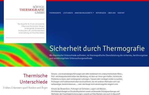 Vorschau von www.soeffge.com, Studio Söffge und Söffge Thermografie GmbH