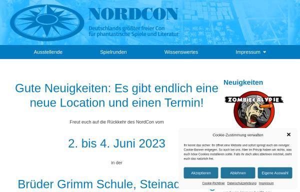 Vorschau von www.nordcon.de, Nordcon