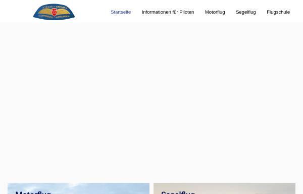 Vorschau von www.lsv-cloppenburg.de, Luftsportverein Cloppenburg