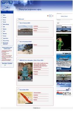 Vorschau der mobilen Webseite www.mmig46.org, Malibu-Mirage Interessengemeinschaft 46
