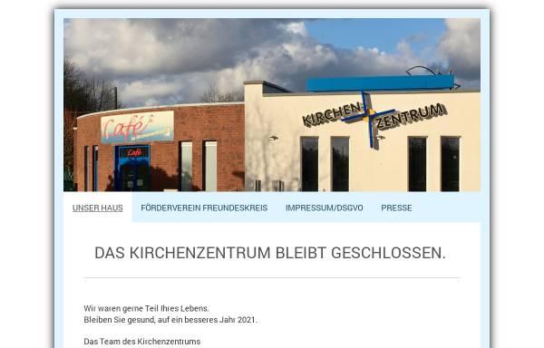 Vorschau von www.kirchenzentrum.de, Oberhausen - Kirchenzentrum