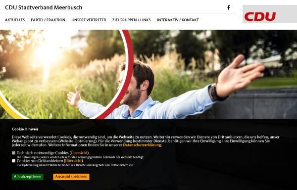 Vorschau von www.cdu-meerbusch.de, CDU Meerbusch