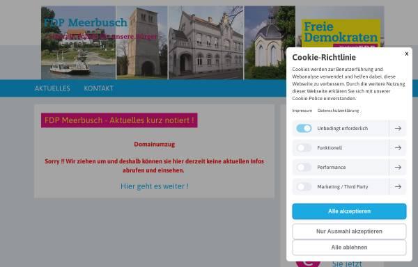 Vorschau von www.fdp-meerbusch.de, FDP Meerbusch