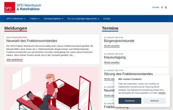 Vorschau von www.spd-meerbusch.de, SPD Meerbusch