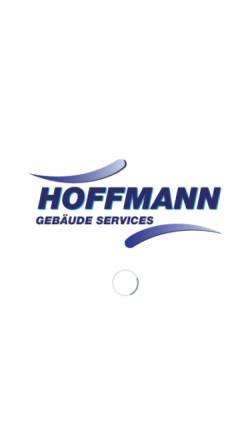 Vorschau der mobilen Webseite www.h-gs.de, Hoffmann Gebäude Services