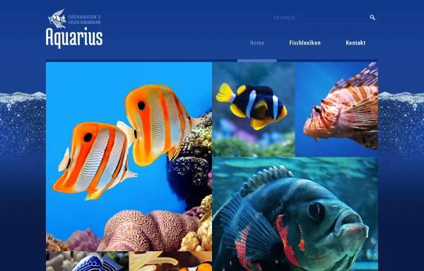 Vorschau von www.aquarium-ob.de, Sealife Aquarium Oberhausen