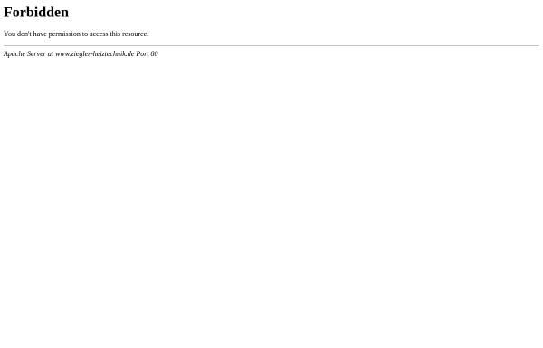 Vorschau von www.ziegler-heiztechnik.de, Heiztechnik und Solartechnik Udo Ziegler