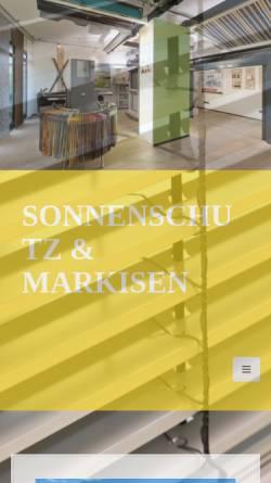 Vorschau der mobilen Webseite www.berloger.de, Berloger GmbH