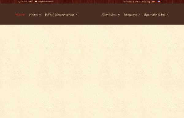 Vorschau von www.roterochsen.de, Zum Roten Ochsen