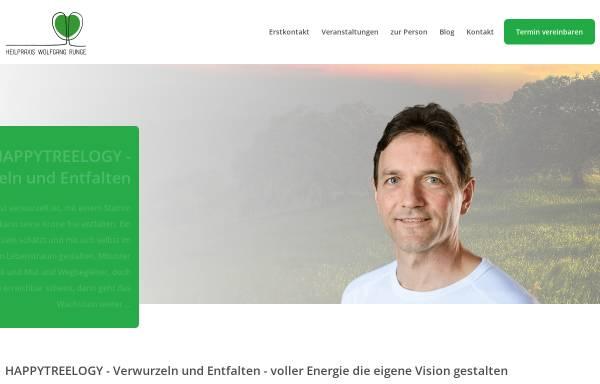 Vorschau von w-runge.de, Heilpraxis Wolfgang Runge