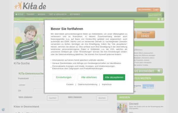 Vorschau von www.kita.de, KiTa.de