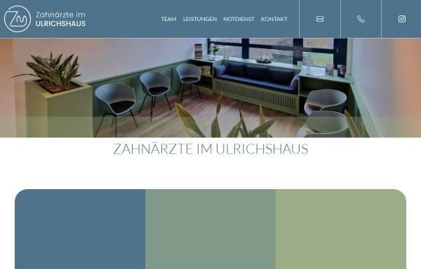 Vorschau von www.dr-richter-magdeburg.de, Dres. Richter