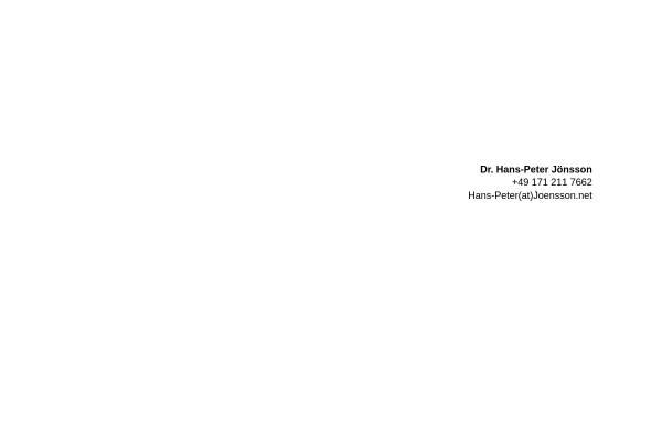 Vorschau von joensson.net, Joensson.net Internet-Service