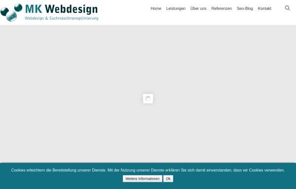 Vorschau von seodesign.de, Matthias Klöpping
