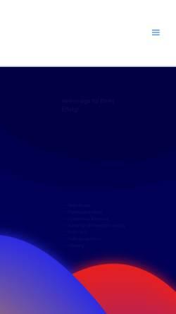 Vorschau der mobilen Webseite www.webdesign-up2date.de, Matthias Richter