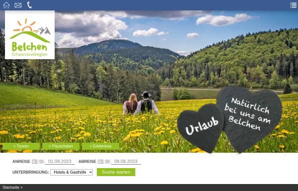 Vorschau von www.wandern-schwarzwald.de, Todtnauer Ferienland