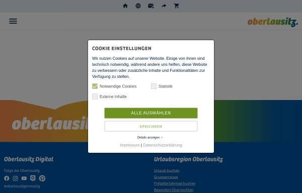 Vorschau von www.oberlausitz.com, Wandern in der Oberlausitz