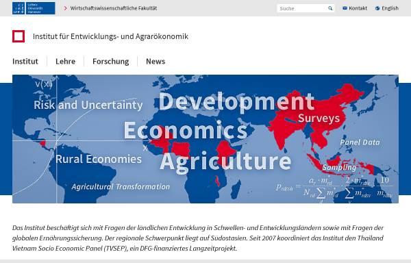 Gartenbau Hannover institut für gartenbauökonomie universität hannover gartenbau