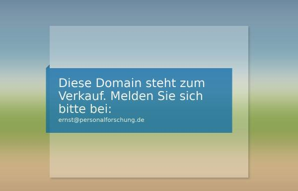 Vorschau von www.karriere-tipps.de, Institut für Personalforschung - Christian Ernst