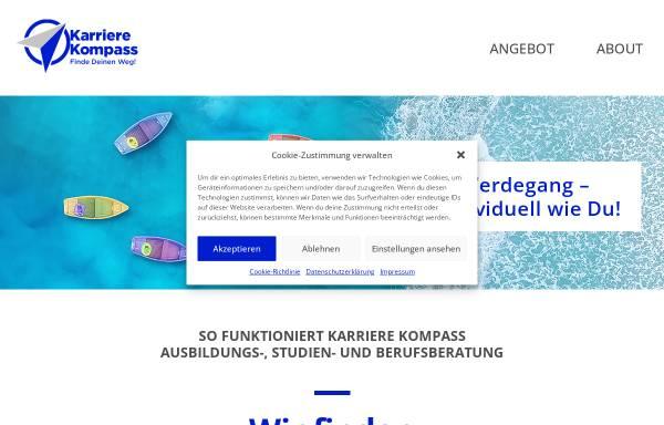 Vorschau von www.karriere-kompass.net, Ulrike Luz