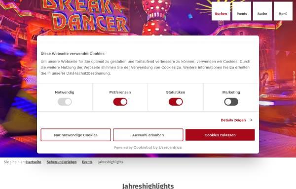 Vorschau von www.eulenspiegel-festspiele.de, Eulenspiegel-Festspiele in Mölln