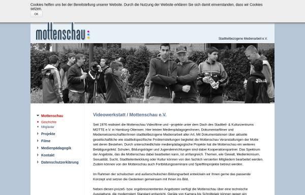 Vorschau von www.mottenschau.de, Mottenschau