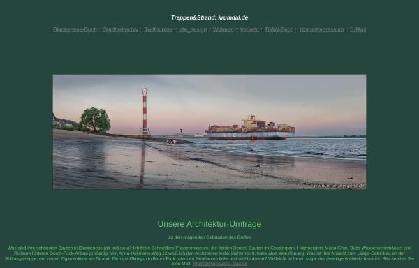 Vorschau von www.krumdal.de, Treppenviertel-News