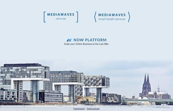 Vorschau von www.mediawaves.de, Jager Websolutions