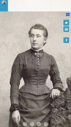 Vorschau der mobilen Webseite www.ahnen-chronik.de, Ahnen-Chronik