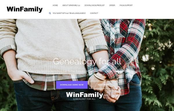 Vorschau von winfamily.com, WinFamily