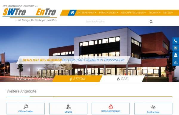 Vorschau von www.swtro.de, SWTro GmbH