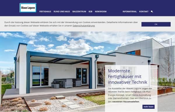 Vorschau von www.blauelagune.at, Blaue Lagune