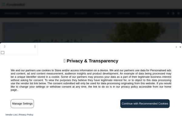 Vorschau von www.freudenthal.biz, Chalkidi außerhalb der Urlaubszeit [Annette & Lars Freudenthal]