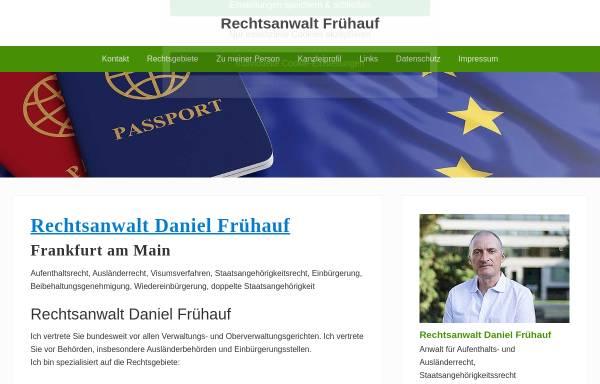 Vorschau von www.rechtsanwalt-fruehauf.de, Frühauf, Rechtsanwalt