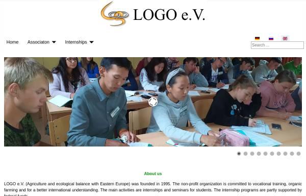 Vorschau von www.logoev.de, LOGO e.V.