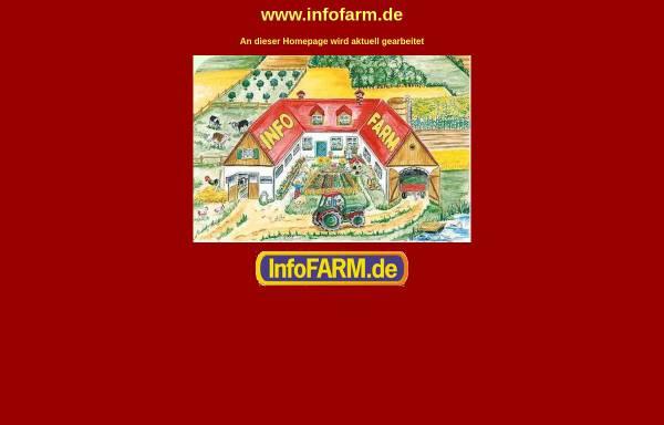 Vorschau von www.infofarm.de, InfoFarm